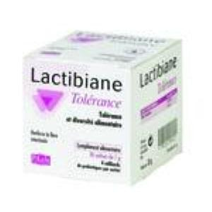 LACTIBIANE tolerance 30sbrs. de PILEJE