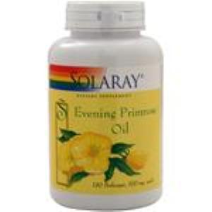 EVENING PRIMROSE OIL 90perlas de SOLARAY