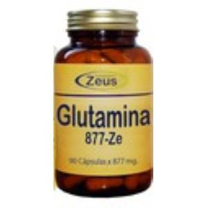 L-GLUTAMINA-ZE 877 90cap.