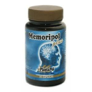 MEMORIPOL PLUS 30cap. de PLANTAPOL