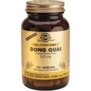 DONG QUAI 100cap. de SOLGAR