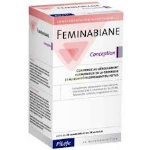 FEMINABIANE concepcion 28comp.y28cap. de PILEJE