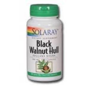 BLACK WALNUT HULL (nogal negro) 100cap.