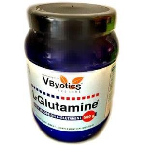 L-GLUTAMINA 500gr. de VBYOTICS