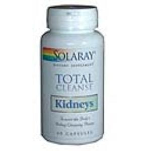 TOTAL CLEANSE KIDNEY 60cap. de SOLARAY