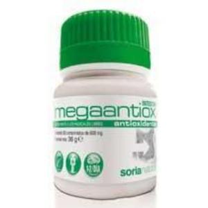 MEGAANTIOX antioxidante 60comp.