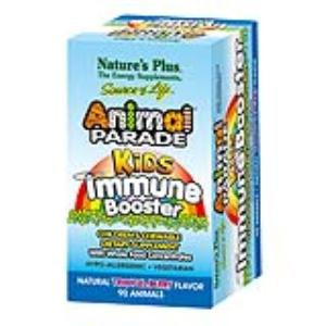 ANIMAL PARADE kids immune booster 90comp.mast.