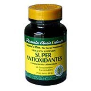 SUPERANTIOXIDANTES (accion retardada) 60 comp.