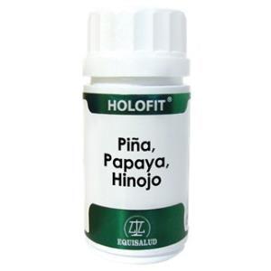 HOLOFIT PIÑA – PAPAYA – HINOJO 50cap.