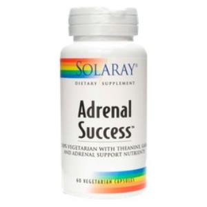 ADRENAL SUCCESS 60cap. de SOLARAY