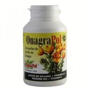 ONAGRAPOL-120 (aceite de onagra) 500mg. 120perlas de PLANTAPOL