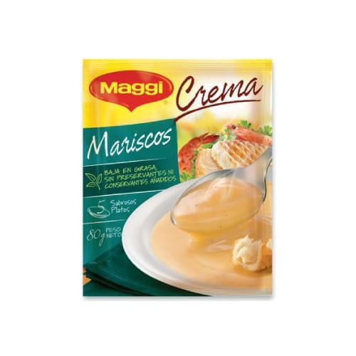 Crema de Mariscos