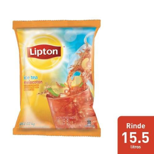 Lipton Ice Tea Melocotón