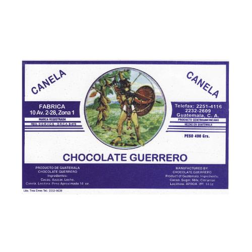 Chocolate Guerrero