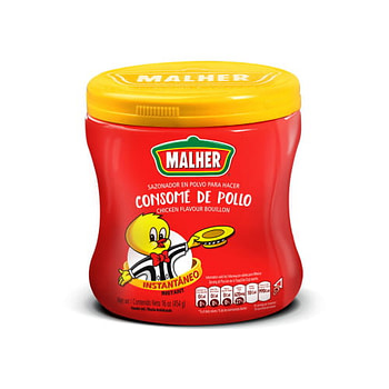 Consomé de Pollo