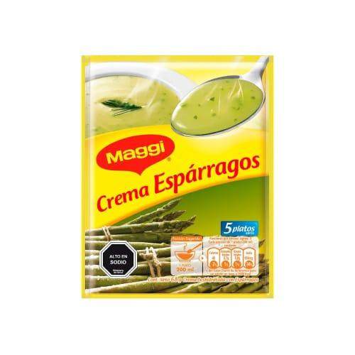 Crema de Esparragos