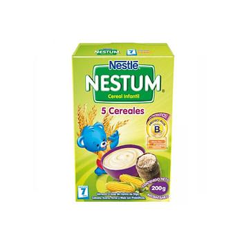 Nestum Cinco Cereales